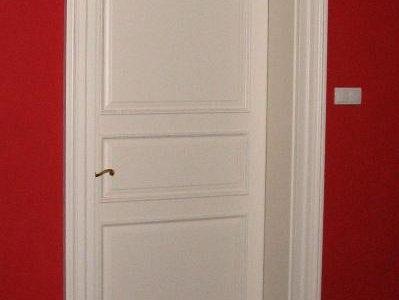 Drzwi drewniane 1